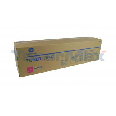 KONICA MINOLTA BIZHUB C451/C550/C650 TONER MAGENTA